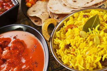 Clase de cocina en Nueva Delhi
