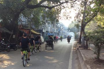 Excursão de bicicleta por Deli incluindo traslados do hotel