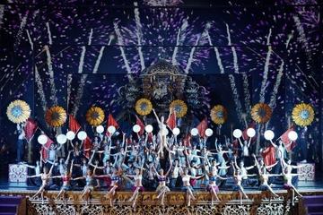 Excursão privada: Kingdom of Dreams, incluindo o show Zangoora ou...