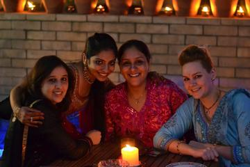 Experience Diwali with a Local Family in Jaipur