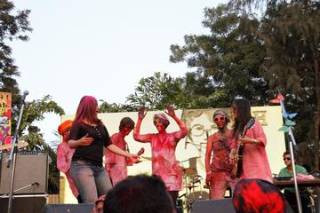 Holi Moo Festival Celebration Event in Delhi