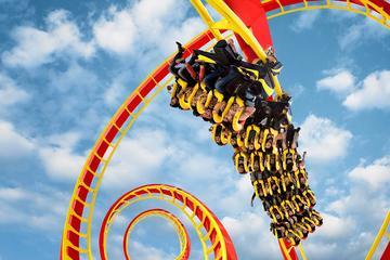 Imagica Theme Park Admission Ticket (Adlabs), Khopoli, Maharashtra