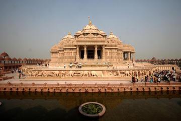 Privétour: Akshardham-tempel en ...