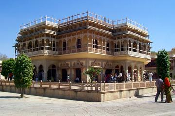 Private Custom Tour: Jaipur Sightseeing with guide