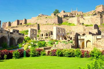 Private Half-Day Tour: Golkonda Fort and Qutb Shahi Tombs from...