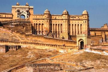 Private Tour: 2-Day Jaipur by Train from Delhi