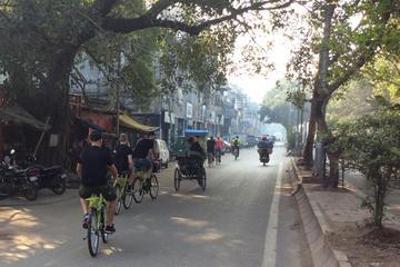 Recorrido en bicicleta por Delhi, traslado de ida y vuelta al hotel...