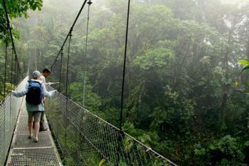 Tour de Puentes Colgantes de Arenal