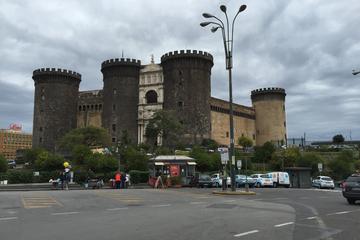Nápoles y Pompeya: Tour de día completo desde Roma con almuerzo