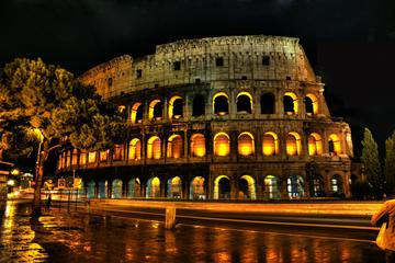 Rome by Night Illuminated Tour