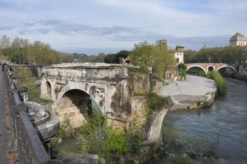 Trastevere, Jewish Quarter and Tiber Island Tour in Rome