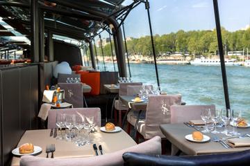 Bateaux Parisiens Seine River Lunch...