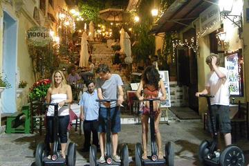 Excursión de Atenas en Segway por la noche
