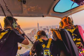 NYC Open Door Helicopter Photo...