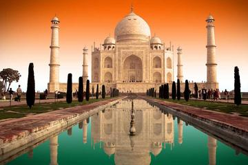 Private Taj Mahal Day Trip From Delhi