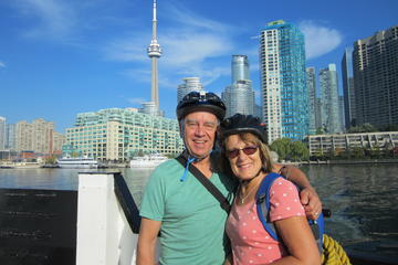 Toronto Islands Morning Bike Tour