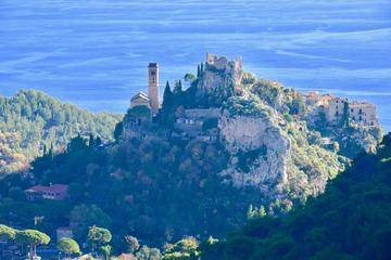 8-Hour Tour to Medieval Eze, Laghet Catholic Sanctuary, Monaco & Monte-Carlo