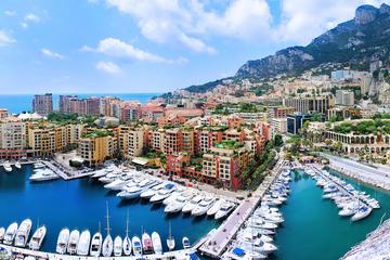 Excursión de un día en la Riviera...
