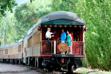 Exclusivo da Viator: experiência culinária de trem particular pelas...
