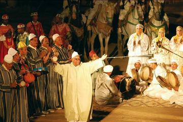 Chez Ali: Fantasia Show with Moroccan...