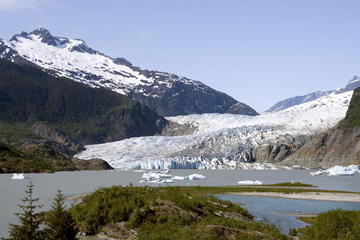 Juneau City Sightseeing and Mendenhall Glacier Tou