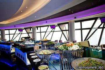 Dinner in the Sky of Kuala Lumpur