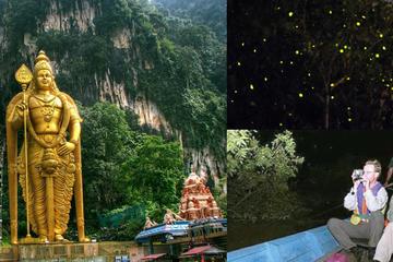 Fireflies Tour combine with Batu Cave Visit