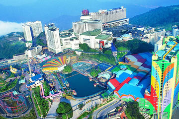 Genting Highland and Batu Cave Tour with Cable Car Ride