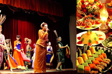 Malaysia Cultural Show with Buffet Dinner