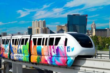 Billet pour le monorail de Las Vegas