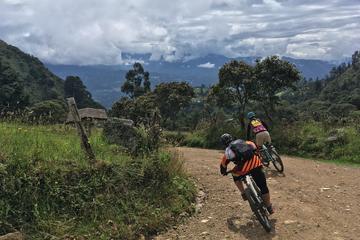 Bogotá Bike Junkies Tour
