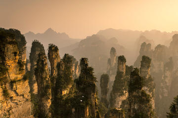 Private 3-Day Zhangjiajie National Forest Park Tour with Hotel Accommodation