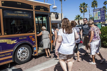 Book Scottsdale Trolley Food Tour on Viator