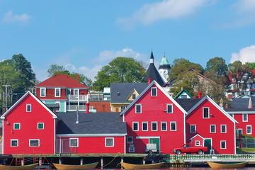 Excursion d'une journée à Lunenburg et Mahone Bay au départ de Halifax