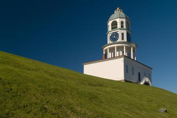 Visite de Halifax