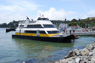 Ferry San Francisco : Sausalito ou...