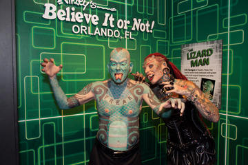 Ripley's Believe It or Not! Orlando Eintritt