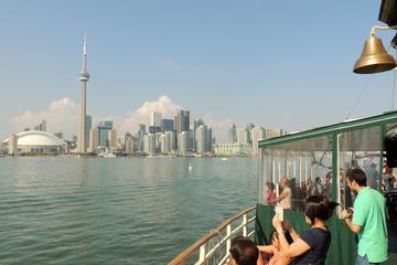 Cruzeiro turístico pelo porto de Toronto