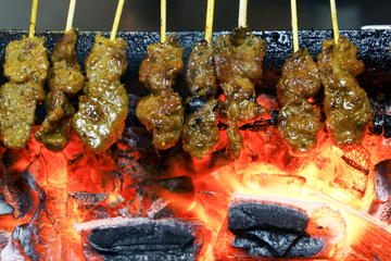 Recorrido a pie gastronómico para grupos pequeños por Kuala Lumpur