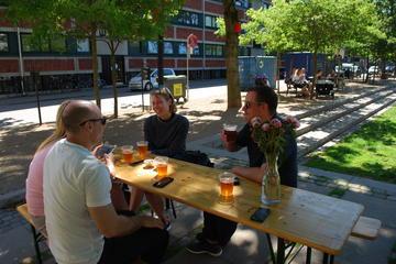 Excursão a pé para grupos pequenos com cerveja e cultura de Vesterbro...