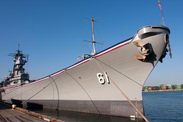 Billet d'entrée au musée du Cuirassé USS Iowa