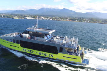 Day Trip Best of Victoria Tour: Whale Watching, Butchart Gardens and Sunset Cruise back to Vancouver near Vancouver, Canada