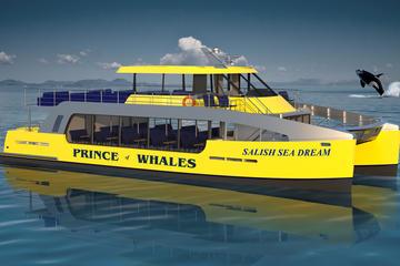 Tour del meglio di Victoria: avvistamento delle balene, Butchart