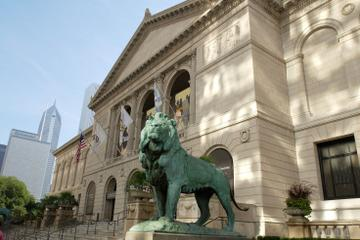 Eintritt ins Art Institute of Chicago