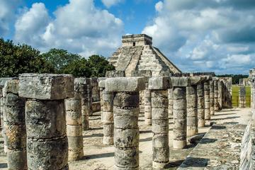 9-Hour Private Tour to Chichen Itza from Merida