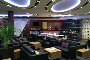 Acceso al salón de descanso VIP del Aeropuerto de Guadalajara