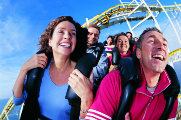 Billet coupe-file : pass VIP pour le Six Flags au Mexique, transport...