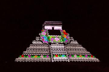 Chichen Itza by Night and Day from...