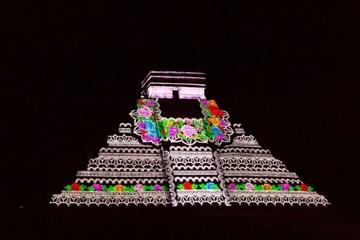 Chichen Itza de jour et de nuit : visite guidée avec un archéologue...
