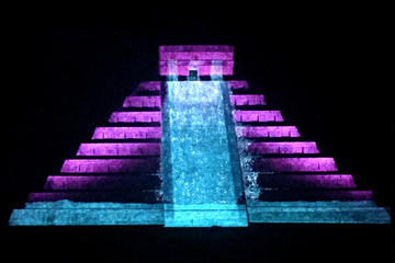 Chichen Itza Light & Sound show plus exclusive day visit and Dinner
